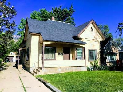 Ogden Multi Family Home For Sale: 3112 S Adams Ave