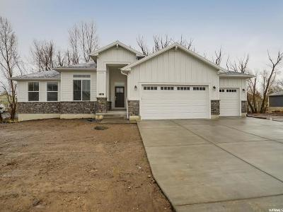 Kaysville Single Family Home For Sale: 26 N Wildon Court W