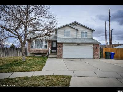 West Jordan Single Family Home For Sale: 8385 S Spaulding Ct