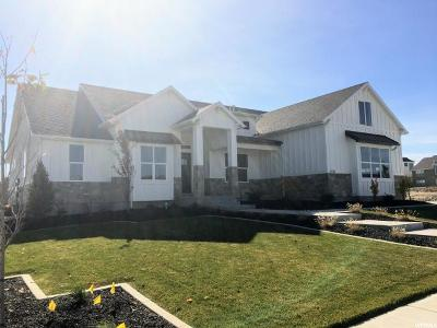 South Jordan Single Family Home For Sale: 2777 W Jacks Legacy Dr #221