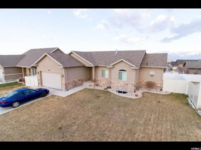 West Jordan Single Family Home For Sale: 8413 S Delicate Arch Dr