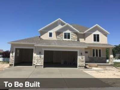 West Jordan Single Family Home For Sale: 6541 W 8170 S