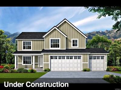 Saratoga Springs Single Family Home For Sale: 352 E Sandstone Ln S #513