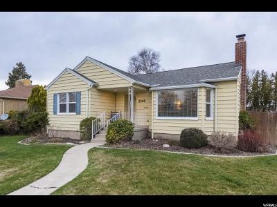 Salt Lake City UT Single Family Home For Sale: $449,900