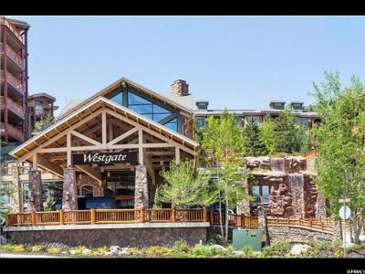 Park City Condo For Sale: 3000 Canyons Resort Dr #4610