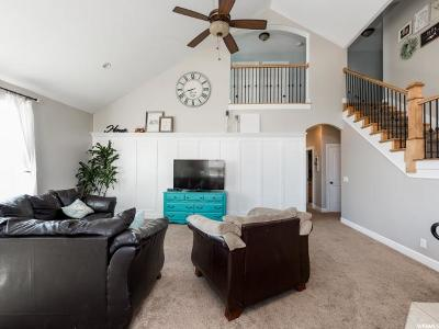 Saratoga Springs Single Family Home For Sale: 81 E Beacon Dr