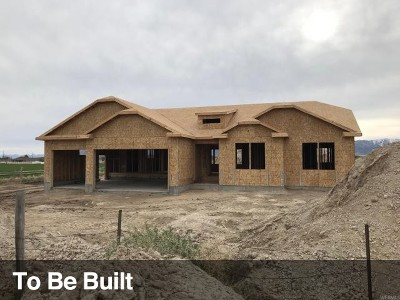 Grantsville UT Single Family Home For Sale: $340,000