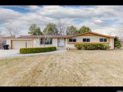 Tremonton Single Family Home For Sale: 785 N 200 E