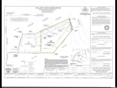 Murray Residential Lots & Land For Sale: 1293 W Bullion