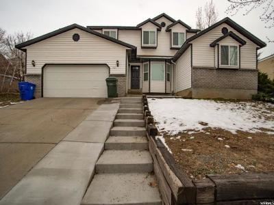 Tooele UT Single Family Home For Sale: $250,000