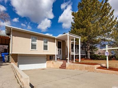 Cottonwood Heights Single Family Home For Sale: 2603 E Creek Rd S
