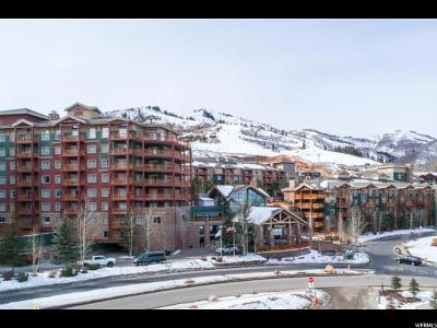 Park City Condo For Sale: 3000 Canyons Resort Dr #4516