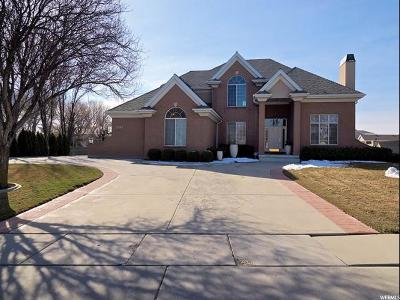 West Jordan Single Family Home For Sale: 2217 W Kensington Park Dr S