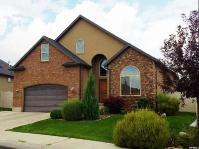 South Jordan Single Family Home For Sale: 3894 W Nipoma Dune Dr S