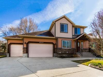 Cottonwood Heights Single Family Home For Sale: 6809 S Creekcove Way E
