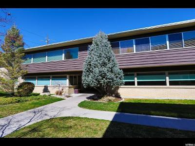 Salt Lake City UT Condo For Sale: $235,000