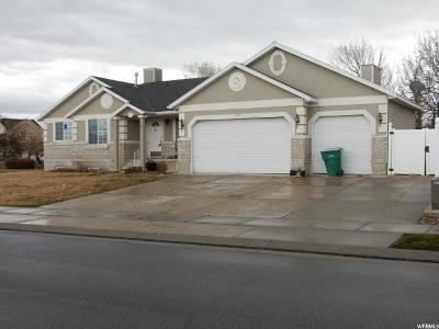 West Jordan Single Family Home For Sale: 2333 W 8220 S