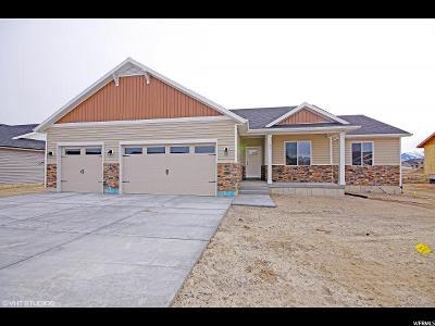 Grantsville Single Family Home For Sale: 199 S Dusky Dr