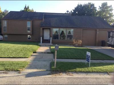 Hyrum Single Family Home For Sale: 520 E 300 S