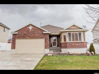 West Jordan Single Family Home For Sale: 6288 W 8235 S
