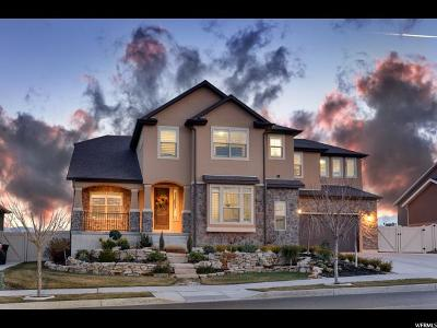 South Jordan Single Family Home For Sale: 4127 W Great Neck Dr S