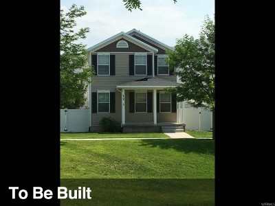 Eagle Mountain Single Family Home For Sale: 4388 N Angies Aly #348