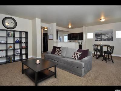 South Jordan Condo For Sale: 4799 W Topcrest Dr S