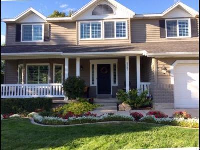 Sandy Single Family Home For Sale: 2397 E Karalee Way