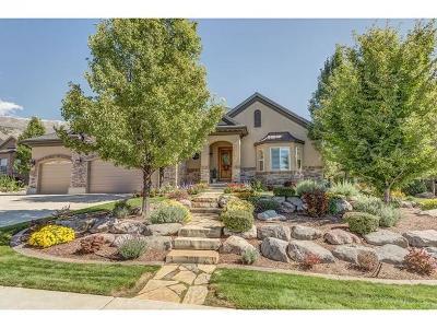 Lindon Single Family Home For Sale: 724 N 40 E