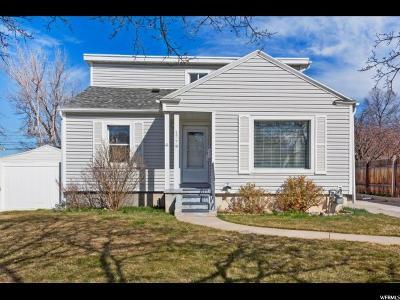 Salt Lake City Single Family Home For Sale: 1779 Ramona Ave