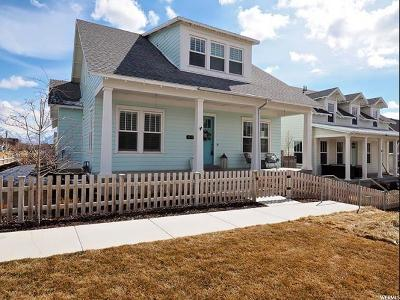 South Jordan Single Family Home For Sale: 4639 W Watery Way