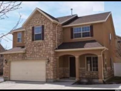 Riverton Single Family Home For Sale: 4936 W Duncan Meadow Ln