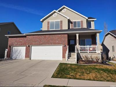 West Jordan Single Family Home For Sale: 8264 S Imperial Oak Dr