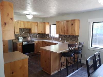 Carbon County Single Family Home For Sale: 164 S 100 E