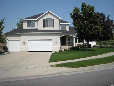 Sandy Single Family Home For Sale: 1121 E Sanders Rd. S