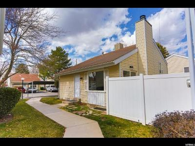 West Valley City Single Family Home For Sale: 4115 S Sunnypark Ln