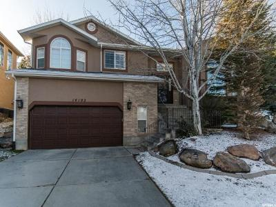 Draper Single Family Home For Sale: 14103 S Pine Mesa Dr E