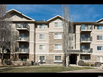Cottonwood Heights Condo For Sale: 1205 E Privet Dr #319