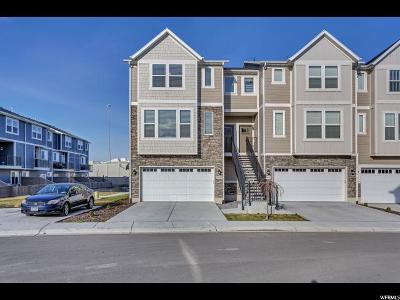 Draper Townhouse For Sale: 13434 S Yellow Cliff Dr