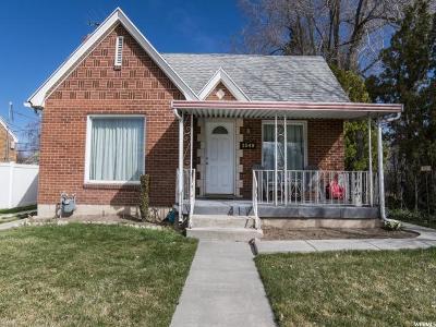 Salt Lake City Multi Family Home For Sale: 1549 E 2100 S