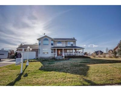 Highland Single Family Home For Sale: 9885 N 6630 W