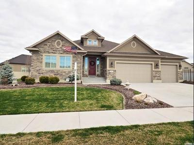 West Valley City Single Family Home For Sale: 5148 W Brixham Way S