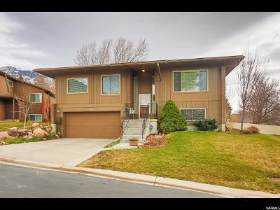 Salt Lake City Single Family Home For Sale: 3664 Oak Rim Way