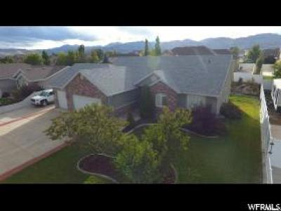 South Jordan Single Family Home For Sale: 11686 S Hill Stone Dr W