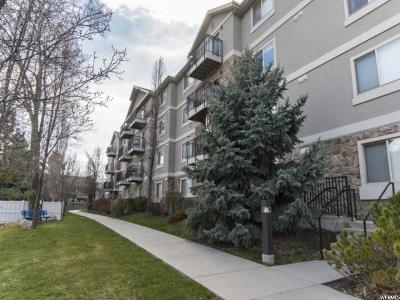 Cottonwood Heights Condo For Sale: 1230 E Privet Dr #428