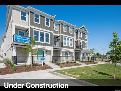 Murray Townhouse For Sale: 5632 S Justice Howe Ln E #4