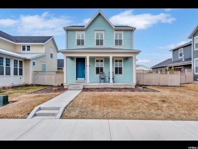 South Jordan Single Family Home For Sale: 10603 S Kestrel Rise Rd W