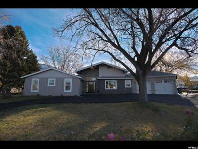 Lindon Single Family Home For Sale: 45 S 200 E