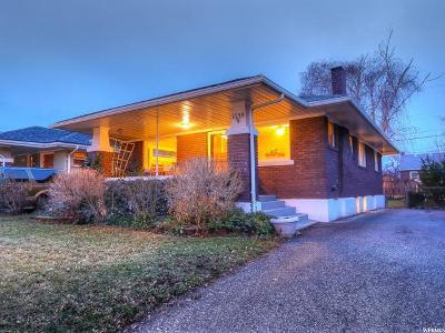Salt Lake City Single Family Home For Sale: 1038 E Emerson Ave S