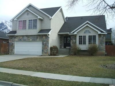 Sandy Single Family Home For Sale: 2104 E New Horizon Dr S